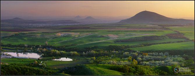 Вид с горы Лысогорки, Сергей Баранов
